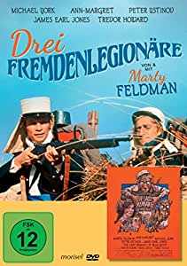 Drei Fremdenlegionäre - The last remake of Beau Geste