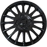"XtremeAuto® Car 14"" Wheel Trims, Hub Caps, Cover Set of 4"