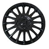 "XtremeAuto® Car 14"" Wheel Trims, Hub Caps, Cover Set of 4 - XtremeAuto - amazon.co.uk"