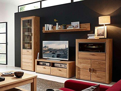 ORION TV-Unterteil Wildeiche teilmassiv, 130 cm - 2