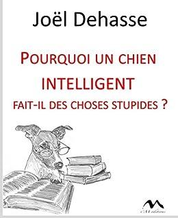Pourquoi un chien intelligent fait-il des choses stupides? (French Edition) di [Dehasse, Joël]