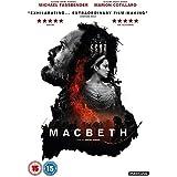 Macbeth [DVD] UK-Import, Sprache-Englisch.