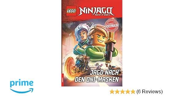 Lego Ninjago Jagd Nach Den Oni Masken Amazon De