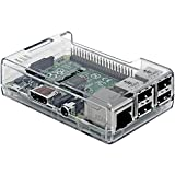 Boîtier Raspberry  ** Accès à tous les ports ** montés en 30 secondes. Conforme RoHS