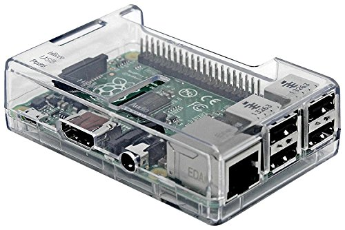 Premium Case für Raspberry Pi 3 Modell B Quad Core und Raspberry Pi 2 Modell B + (B PLUS) Test