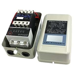 triphasé 4 NO AC Contacteur 5-65A Relais Intelligent Protection du moteur 5.5KW 380V
