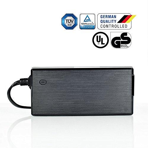 Große Nasen Strips (LEICKE Netzteil 120 Watt 12V 10A 5,5*2,5mm, ideal für ITX Pico PSU® , NAS Laufwerke , Router, Lichtschläuche und LED-Strips geeignet! | Euro - Netzkabel im Lieferumfang enthalten!)