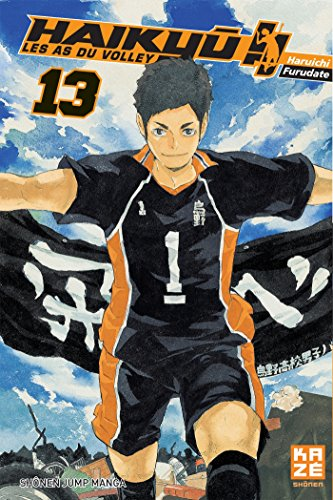 Haikyu !! - Les As du volley T13 par Furudate Haruichi