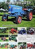 Wochenkalender Traktoren 2019