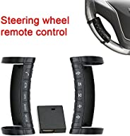 KKmoon Universal Steering Wheel Remote Control Car DVD Remote Controls fit Car Android/Windows Ce System Playe