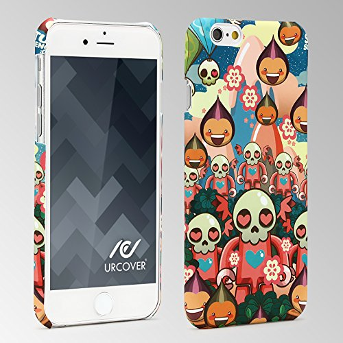 iPhone 6 / 6s Coque, Urcover Étui Mandala PC Rigide [Motiv Motiv 9] Téléphone Smartphone Apple iPhone 6 / 6s Housse Antichoc Case Motif 14