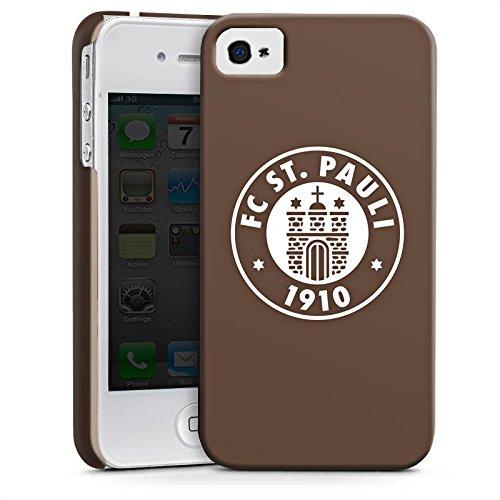 Apple iPhone 7 Hülle Case Handyhülle FC St. Pauli Fanartikel Fußball Premium Case glänzend