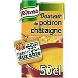 Knorr Soupe Douceur de Potiron Châtaigne 50 cl