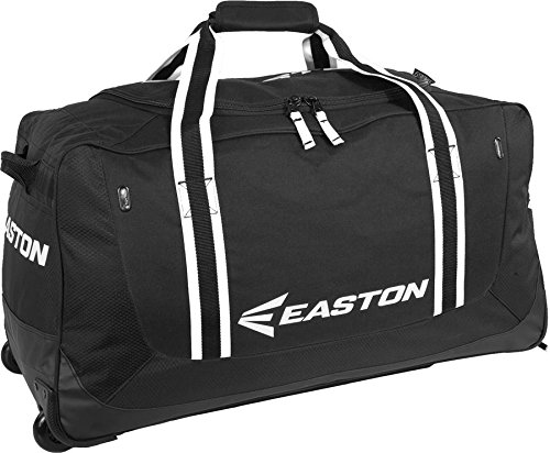 Easton Synergy Wheelbag Large Schwarz