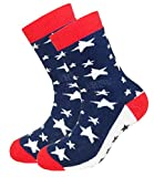 EveryKid Ewers 1er, 2er oder 3er Pack Jungenstoppersocken Sparpack Stoppersocken ABS Socken Antirutsch schadstofffrei ganzjährig Play Sock Star für Kinder (EW-225010-W18-JU2) inkl Fashionguide