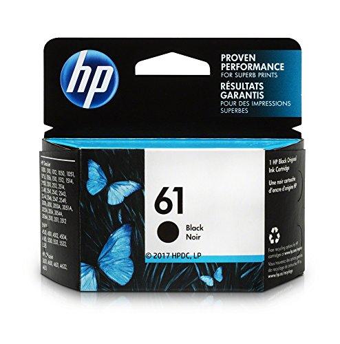 HP 61Tintenpatrone schwarz (ch561wn # 140)