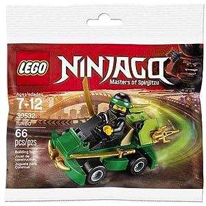 Lego Ninjago 30532Polybag Master of Spinjitzu 5702016123258 LEGO