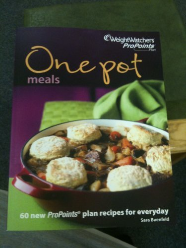 Weight Watchers One Pot Meals - Pro Points Cookbook 2011 par Sue Buenfeld