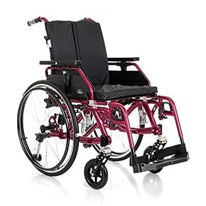 Enduro Suspension Self-Propelled Wheelchair