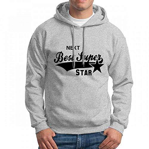 Sweatshirt Hoodie Men Next Super Star Design Hoodies Sweatshirt