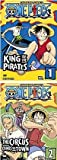 One Piece - Vol. 1 & 2: King of Pirates + The Circus Comes to Town