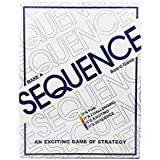 Sequence Board Game   Exciting Strategy Game for Family   Challenging Card Game for Ages 7 & Above