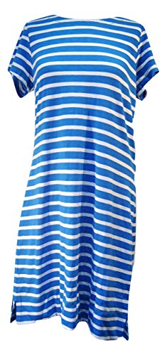 Hatley Dress, Blue Stripe