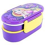 Disney Rapunzel Plastic Lunch Box Set, 6...