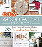 Image de DIY Wood Pallet Projects: 35 Rustic Modern Upcycling Ideas to Personalize Your Space