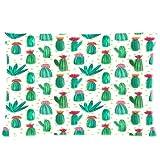 aprilhk Custom Kaktus Reißverschluss Kissenbezüge Kissen Bezug 40,6x 61cm (Zwei Seiten) 16x24-4