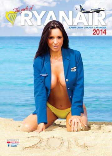Preisvergleich Produktbild © RYANAIR 2014 CABIN CREW CHARITY CALENDAR *** bikini calendar of its hottest flight attendants for charity *** EROTIK - EROTIC - EROTICA - KALENDER - CALENDAR - CALENDRIER - CALENDARIO - FOTOKALENDER - WANDKALENDER ***