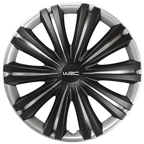 WRC 007480 Set Copricerchi, Bicolore, 16'', Set di 4