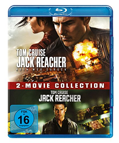 Jack Reacher / Jack Reacher: Kein Weg zurück - 2-Movie Collection [Blu-ray]