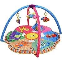 acmede–Tappeto di gioco giocattolo morbido spessa per neonati svolgere gattonare esterno Playmat Baby