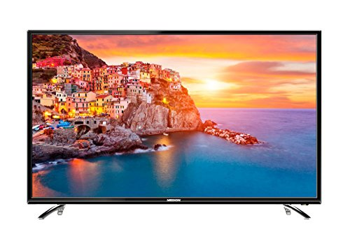 Medion Life P18077 MD 31077 163,9 cm (65 Zoll) LCD-Fernseher (Full HD, HD Triple Tuner, Mediaplayer)