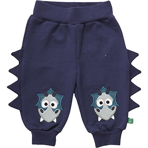 Fred's World by Green Cotton Dragon Sweat Pants, Pantalones Unisex bebé, Azul (Navy 019392001), 92 cm