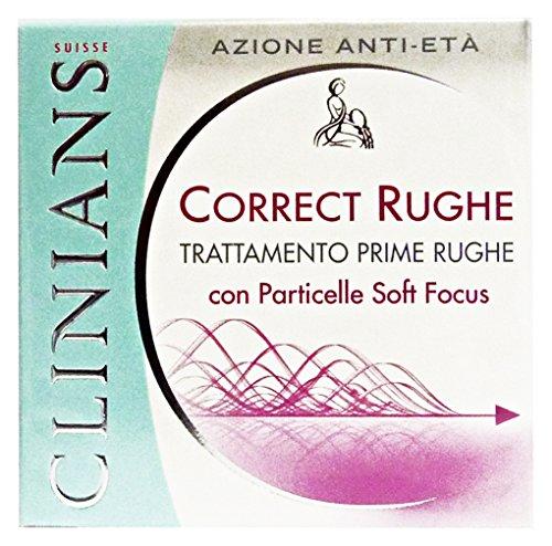 Clinians Set 3 Pezzi - Antirughe Occhi&Labbra Melograno 15Ml Cad
