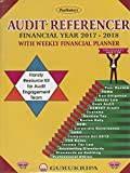 Padhuka's Audit Referencer for Financial Year 2017-18 with Weekly Financial Planner