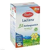 Toepfer Lactana Bio pre, Pulver, 600 g