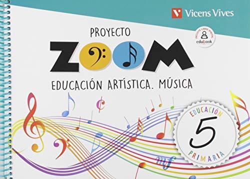 EDUCACION ARTISTICA. MUSICA 5 (ZOOM)