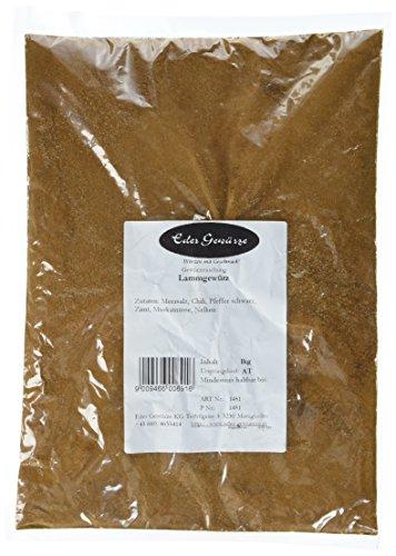 Eder Gewürze - Lammgewürz - 1 kg, 1er Pack (1 x 1 kg)