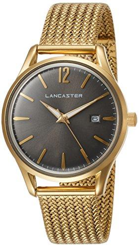 "Lancaster Paris ""Heritage"" reloj de pulsera gris mujer"
