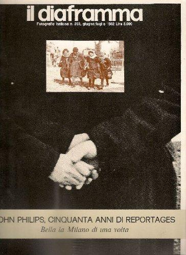 IL DIAFRAMMA. Giugno/Luglio 1982. John P...