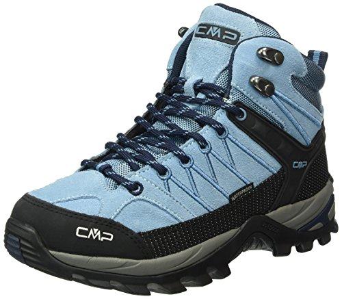 CMP Rigel Mid 3Q12946 Damen Trekking und Wanderschuhe, türkis (niagara L639), 42