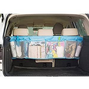 W-top Auto Kofferraum Organizer, Multi-Tasche Reise