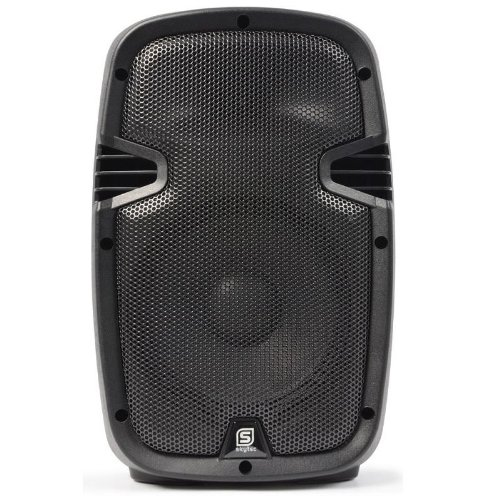 Skytec SPJ800A Sonido profesional Altavoz autoamplificado DJ 20cm (8