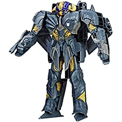 Transformers C2821es0 The Last Knight 1-Step Turbo Changeur Megatron Figure