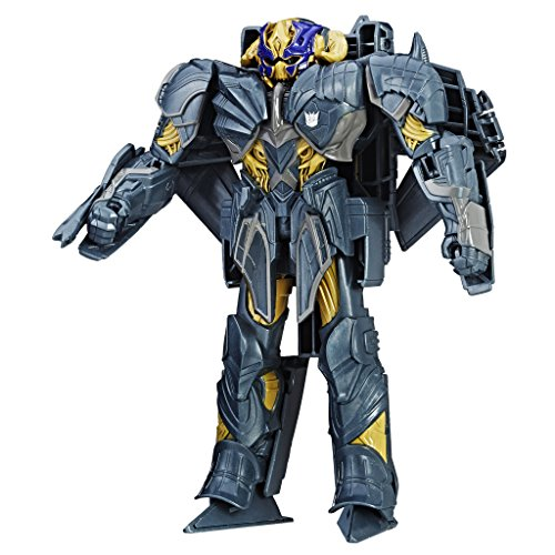 Transformers 5: The Last Knight – 4-Step Turbo Changer – Armor Megatron – Actionfigur 21 cm