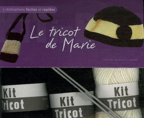 Le tricot de Marie