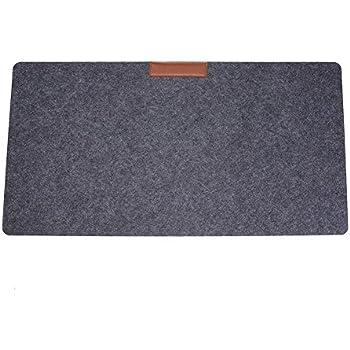 sztara multifonctions feutre Tapis de bureau laotop Cl/é Planche Souris Pad Table Organiseur pour Home Office ordinateurs portables//ordinateurs caf/é